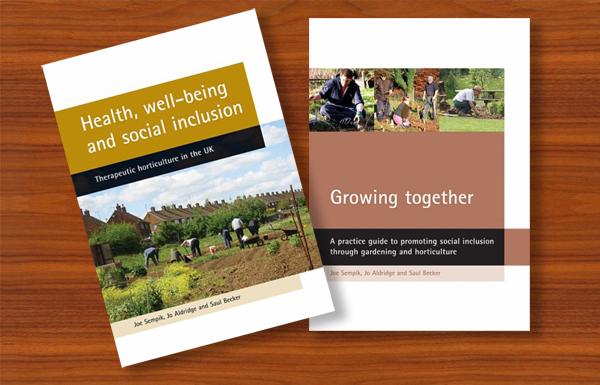 Libros Horticultura Social